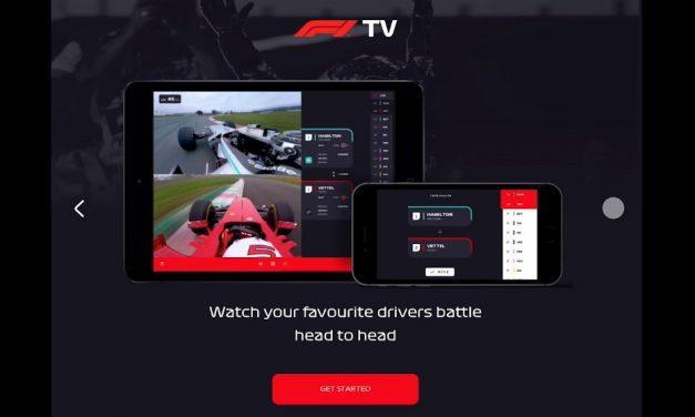 F1 pokreće vlastitu streaming uslugu