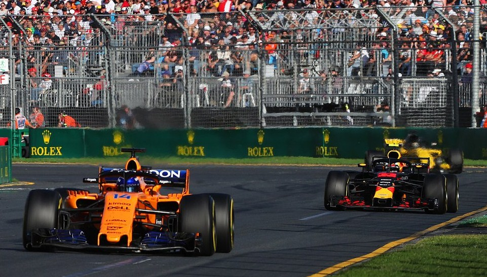 "McLaren: Performanse u Melbourneu ""veliki kontrast"" u odnosu na 2017."