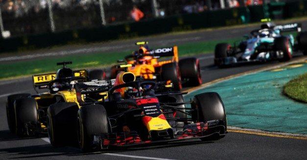 Verstappen: VN Australije je bila jako dosadna