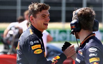 Horner se nada da će se Verstappenova sreća uskoro promijeniti