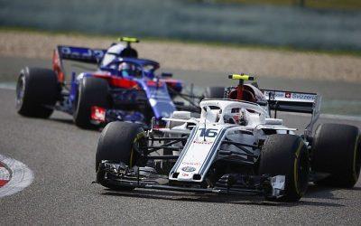 """Gasly- Ferrarijev motor """"pravi veliku razliku"""" u borbi sa Sauberom za osmo mjesto"""