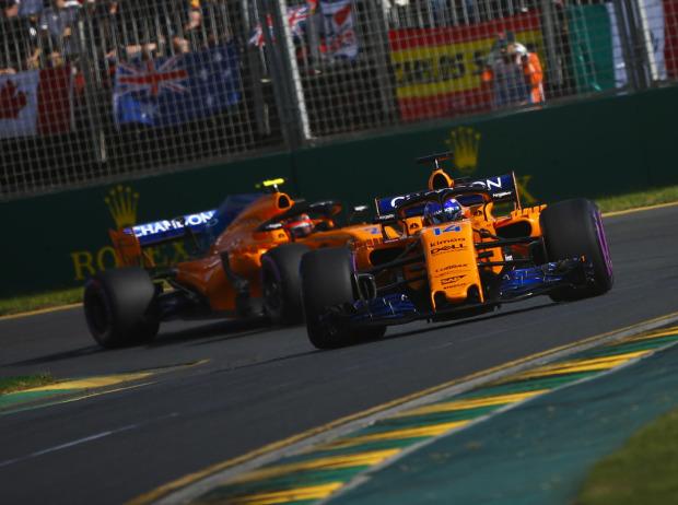 McLaren očekuje da će u maju biti na top razini