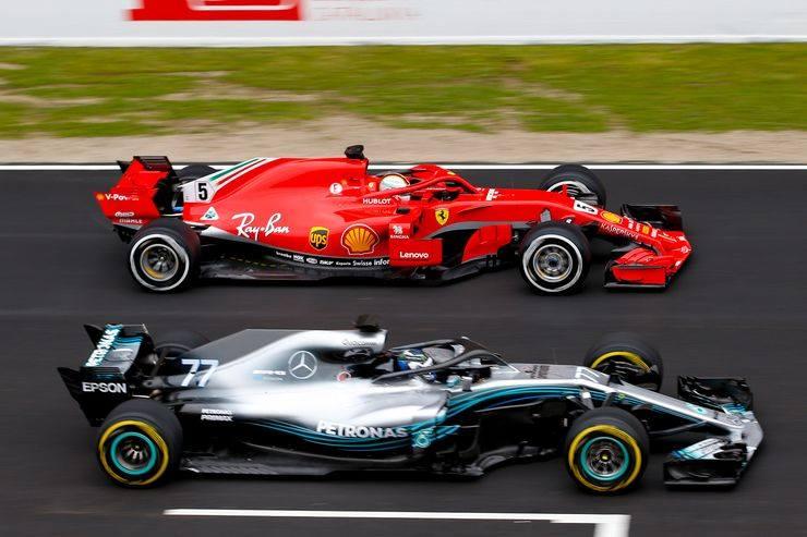 Sainz: Mercedes i Ferrari su na spektakularnoj razini