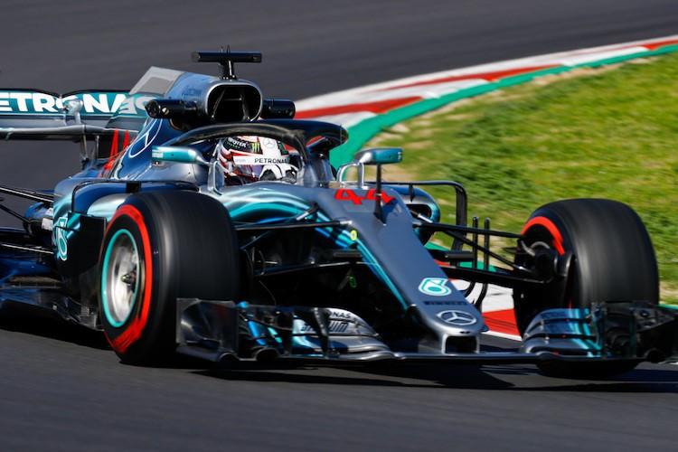 Hamilton: Vettelovo vrijeme je nebitno