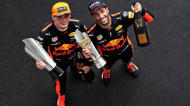 Ricciardo, Verstappen: Borba za naslov neće utjecati na naše prijateljstvo