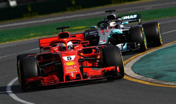 Hamilton: Ferrari je trenutno broj 1 tim za pobijediti