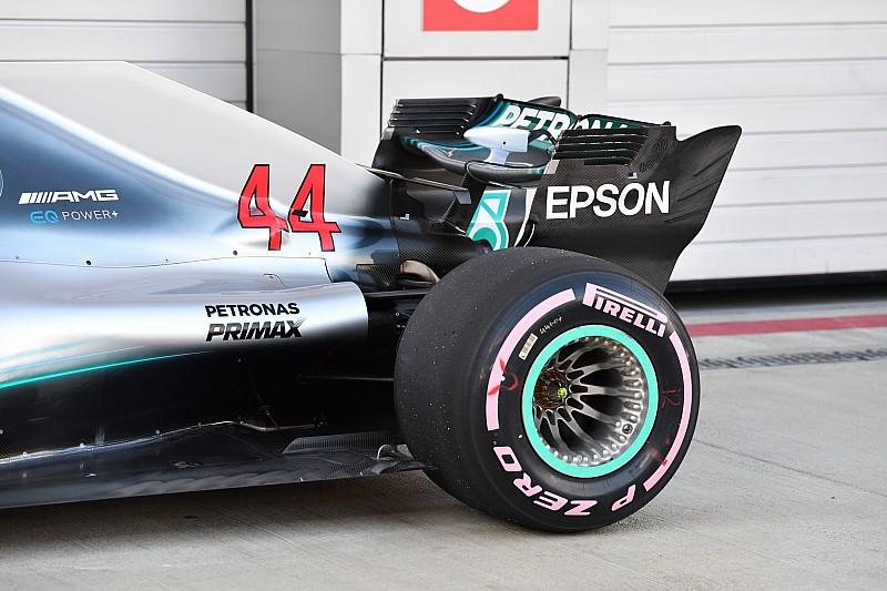 FIA će sa timovima razgovarati o Mercedesovim kontroverznim kotačima