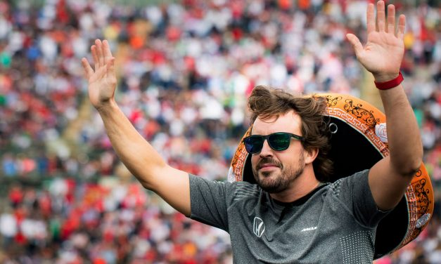 Alonso: Treći naslov je prioritet