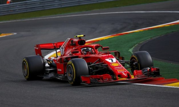 Kimi Raikkonen najbrži na drugom treningu