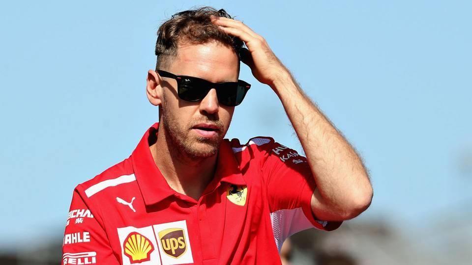 Kolege vozači stali u Vettelovu odbranu