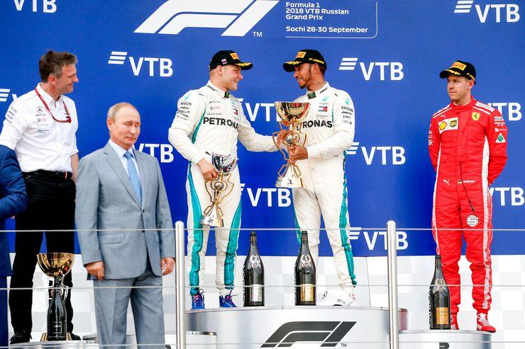 """Wolff: Hamilton i Bottas """"Alisa u zemlji čudesa"""" u usporedbi s Rosbergovom erom"""