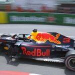 Daniel Ricciardo najbrži na 1. treningu VN Njemačke