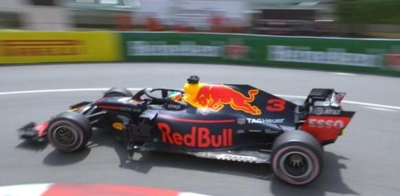 Daniel Ricciardo najbrži na prvom treningu