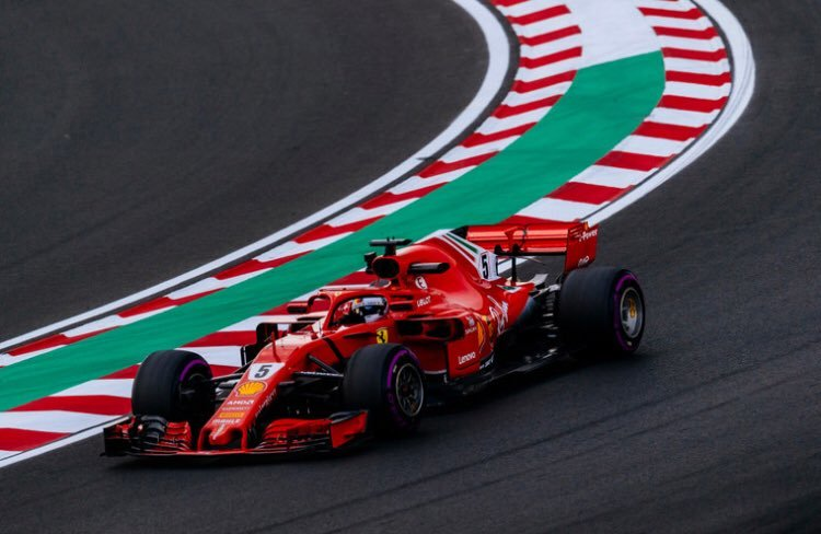 Sebastian Vettel novim rekordom staze najbrži pred kvalifikacije