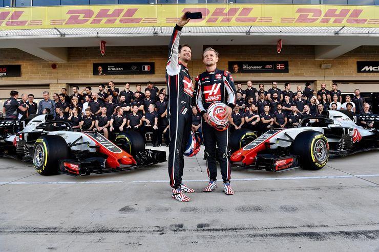 Gene Haas: Ne utrkujemo se u Formuli 1—mi se utrkujemo u F1.5