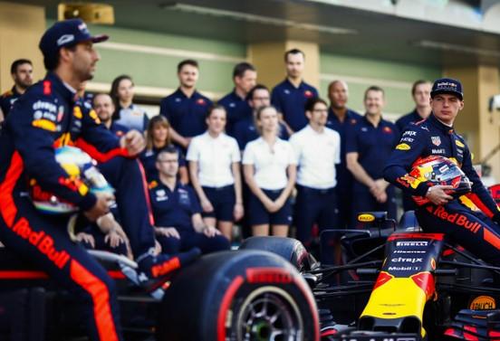Ricciardo: Max i ja nećemo doći u situaciju kao Levis i Nico
