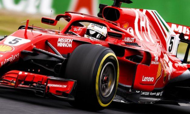 """Vettel: Ferrari je """"posvuda"""" gubio vrijeme-na pravcima, sporim zavojima i u prvom sektoru"""