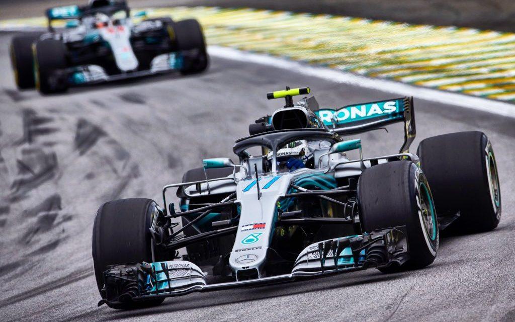 """Bottas impresioniran kako Hamilton """"postaje sve bolji i bolji"""""""