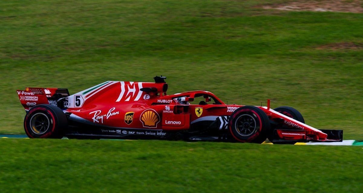 Vettel: Ferrari je u borbi za pobjedu u Brazilu