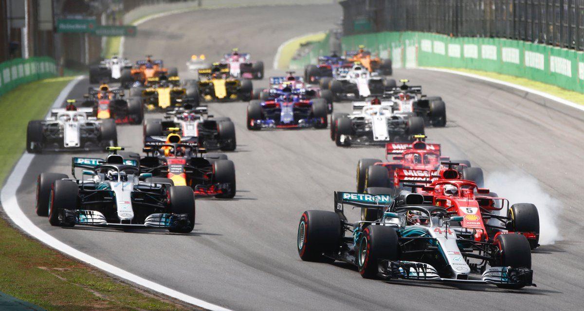 VN Brazila: Hamilton pobjedom osigurao Mercedesovu petu uzastopnu dvostruku krunu