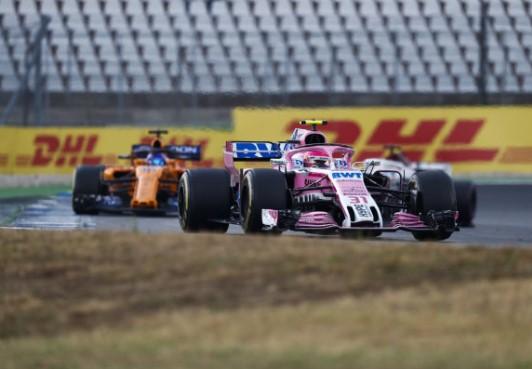 Force India želi završiti ispred McLarena