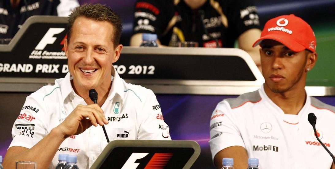 Hamilton: Dostizanje Schumacherovih rekorda 'nije nemoguće', ali ništa nije garantirano
