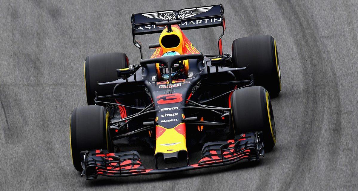 Redar aparatom za gašenje požara prouzrokovao kvar Ricciardovog turba