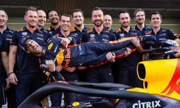 Ricciardo želi oproštajno postolje sa Red Bullom u Abu Dhabiju