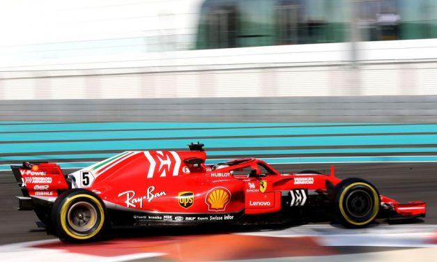 Vettel najbrži prvog dana testiranja u Abu Dhabiju