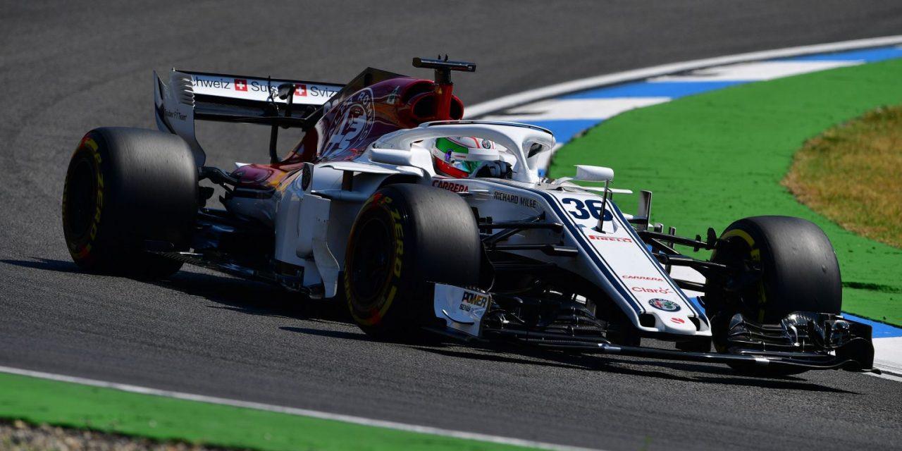 Giovinazzi: Imati vozača Raikkonenovog kalibra pokraj sebe je sjajna prilika za napredak