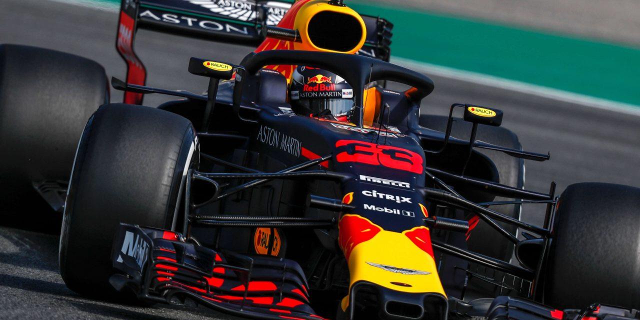 Verstappen ima 'pozitivan' prvi dojam o novom Red Bullu RB15