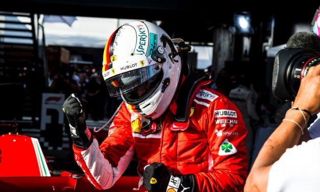 Vettel: Charles i ja želimo vratiti Ferrari na vrh