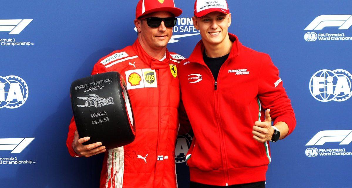 Auto Bild: Mick Schumacher testira za Alfa Romeo u Bahreinu