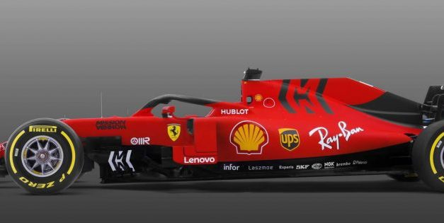 Procurile prve fotografije novog Ferrarija SF90H!