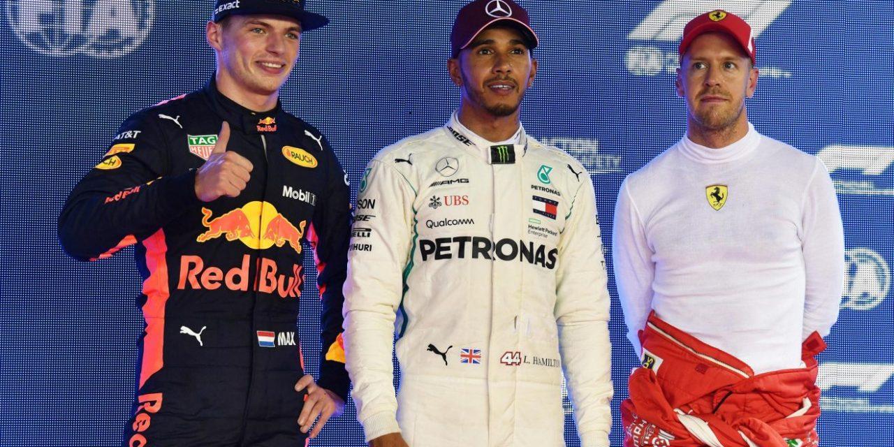 'Verstappen je vozač kojeg se Vettel i Hamilton najviše plaše'