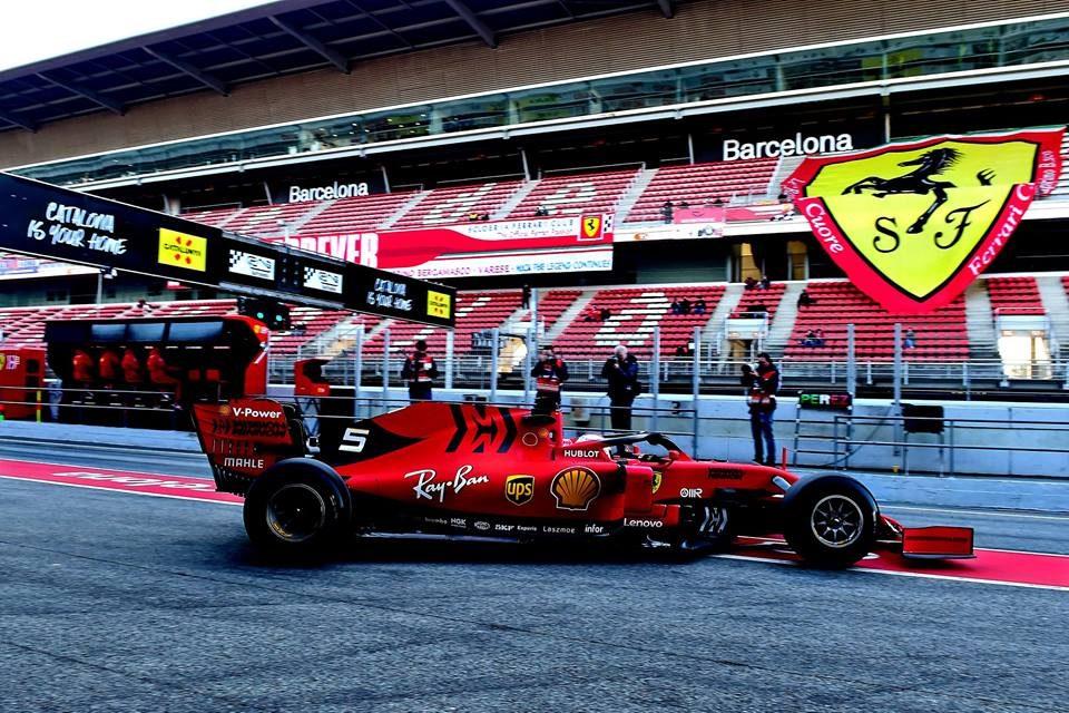 """Ferrari odradio """"domaću zadaću"""" preko zime kako bi ispravili greške iz 2018."""