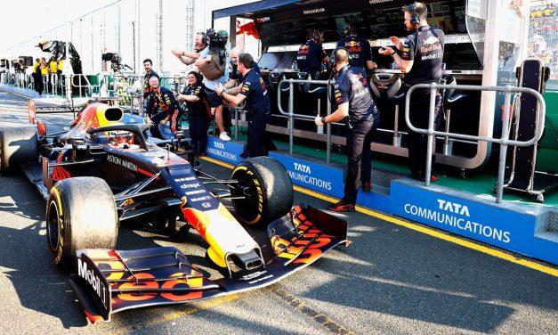 """Verstappen: Postolje """"sjajan start"""" za Red Bull i Hondu"""