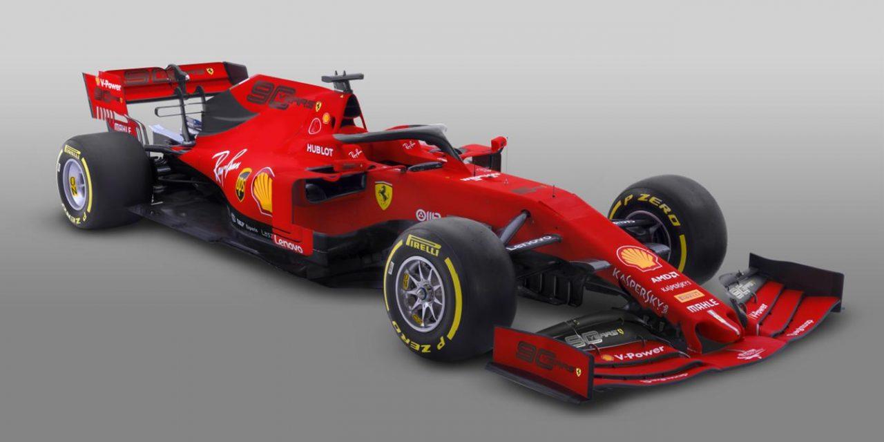 Ferrari otkrio izmijenjene boje bolida za Australiju