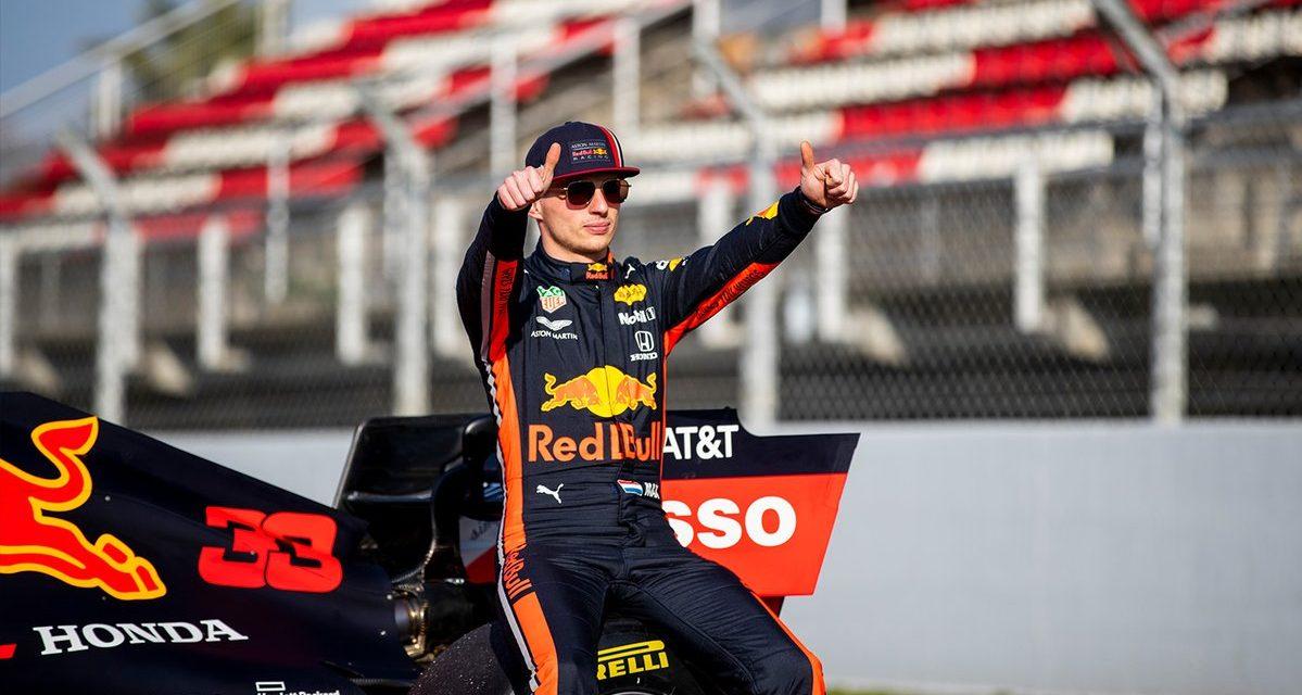 Verstappen: Mogu poraziti Hamiltona ili Vettela ili bilo koga drugog