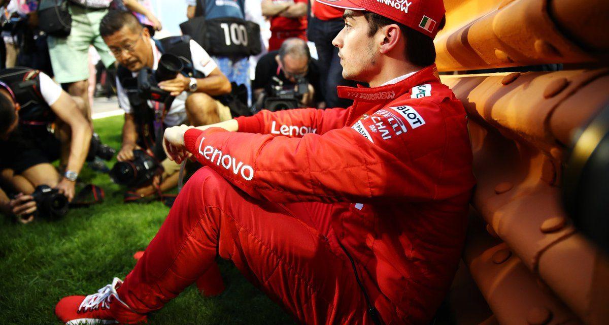 Leclerc: Jako je teško prihvatiti gubitak pobjede
