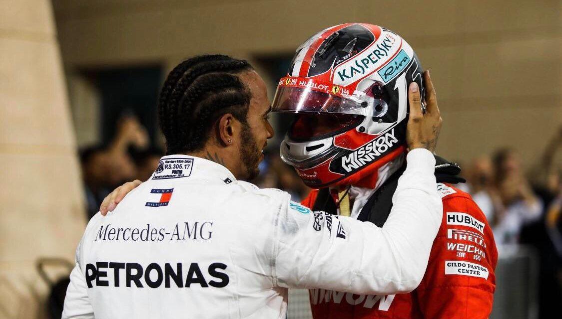 Hamilton: Ferrari je cijeli vikend bio brži—Charles je zaslužio pobjedu danas