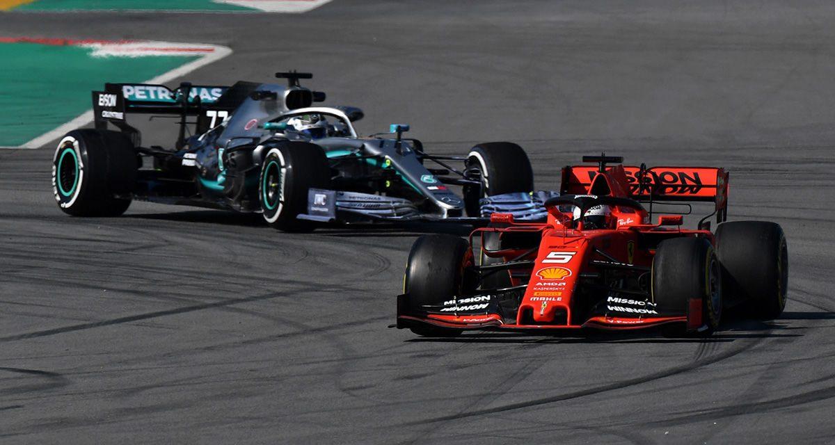 Bottas: Mercedes će juriti Ferrari