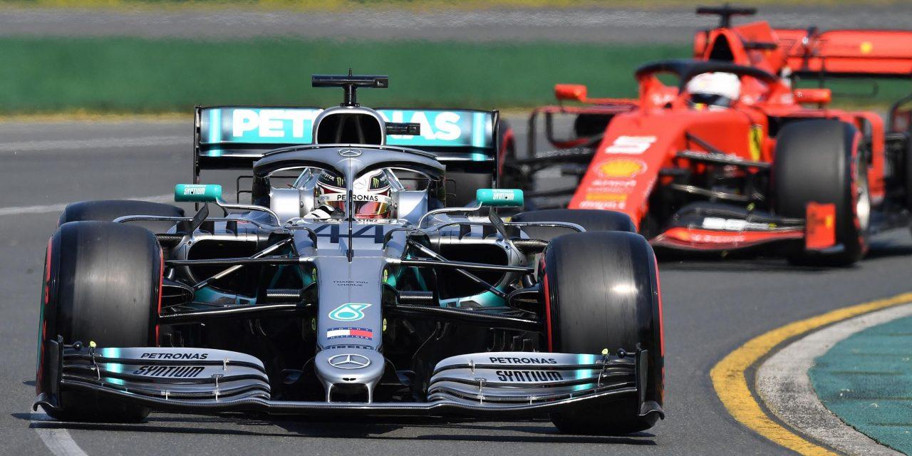 Hamilton: Nisam siguran da je Vettel razmišljao o čuvanju guma u Australiji