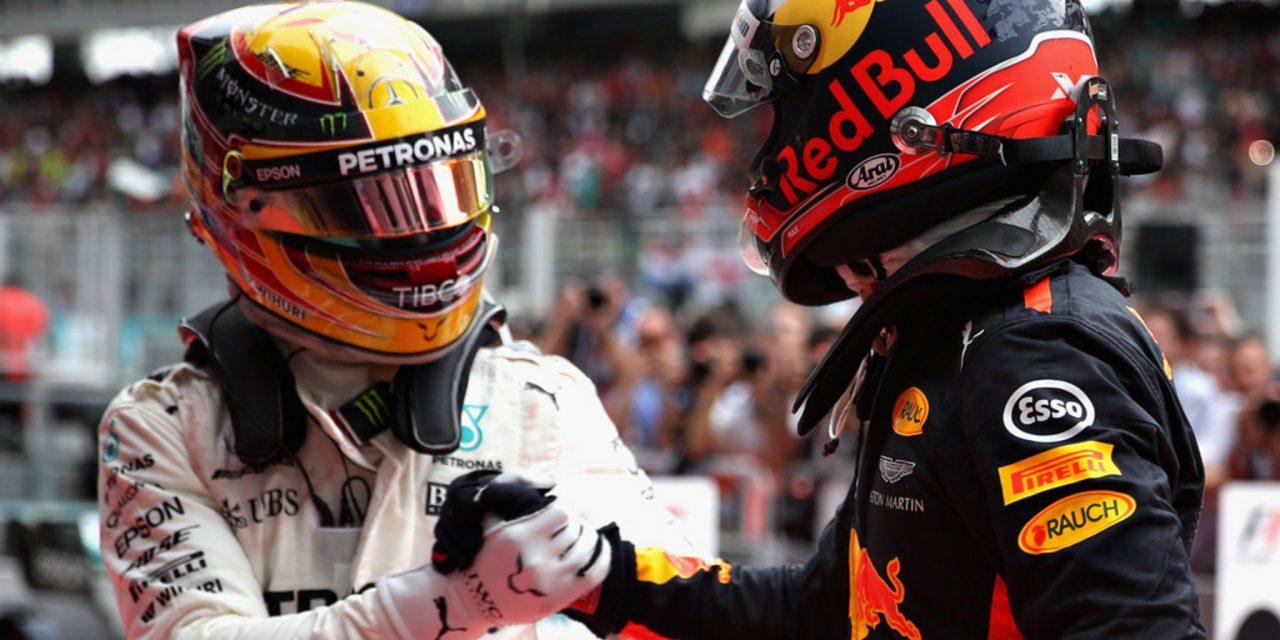 Red Bull ne bi mijenjao 'budućnost F1' Verstappena za Hamiltona—Horner