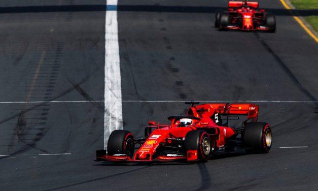 Vettel: Leclerc će me stavljati pod pritisak cijelu sezonu