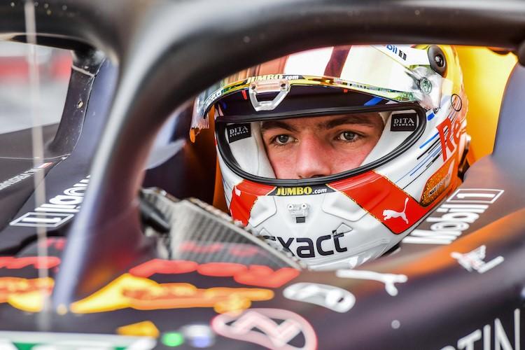Verstappen: Zbog brzog uspona sam pravio F2 greške u F1