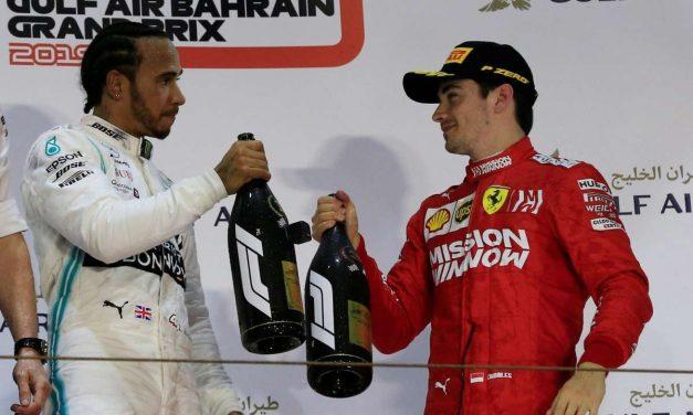 Hamilton razumije kako se Leclerc osjeća zbog Ferrarijevih timskih naredbi