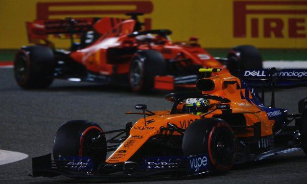 Norris: Alonsov uticaj 'koristan' za McLaren