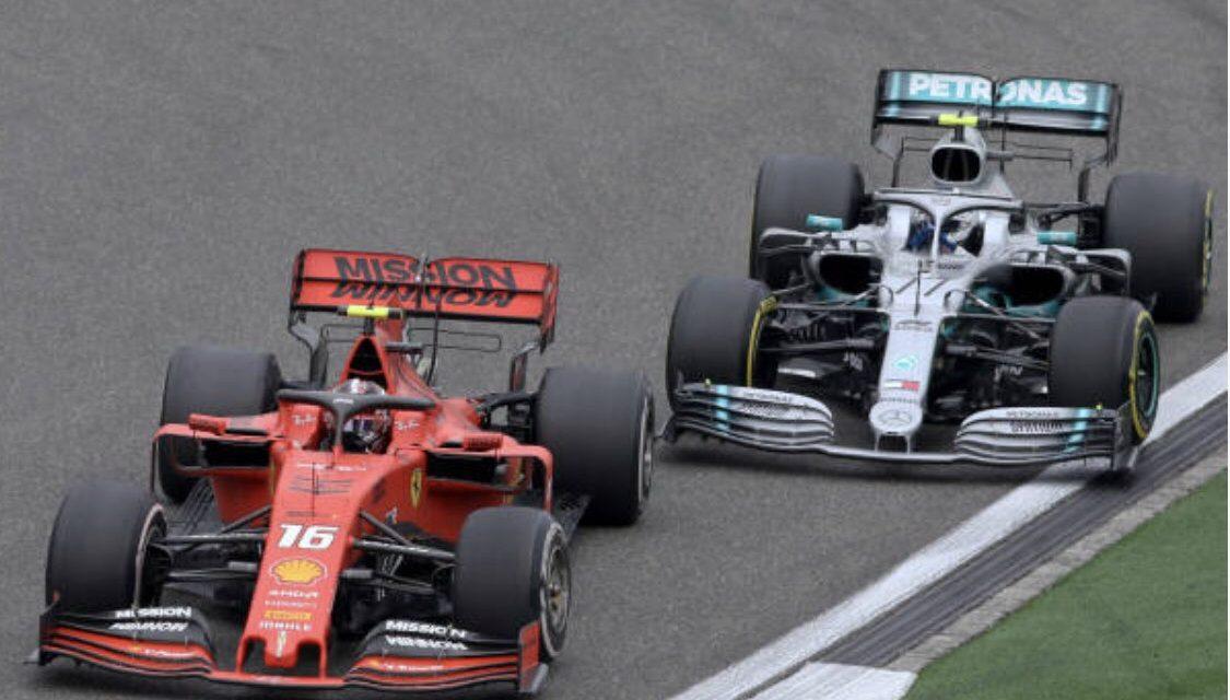 Leclerc: Strategija zadržavanja Bottasa 'ispravna stvar' za Ferrari