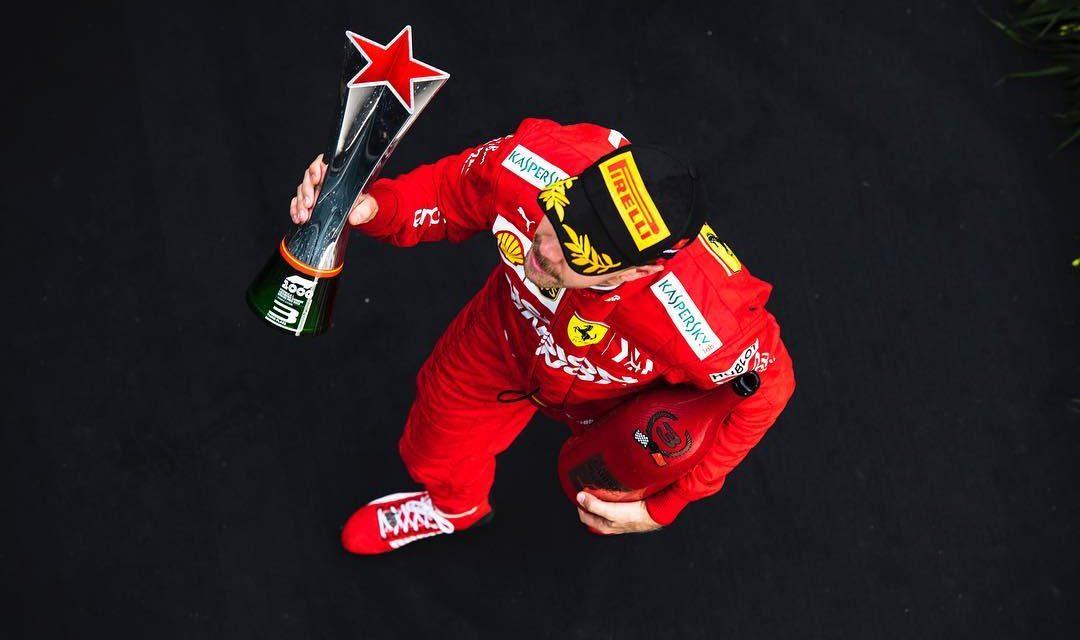 Vettel: Konačni rezultat u Kini 'uznemirujući' za Ferrari